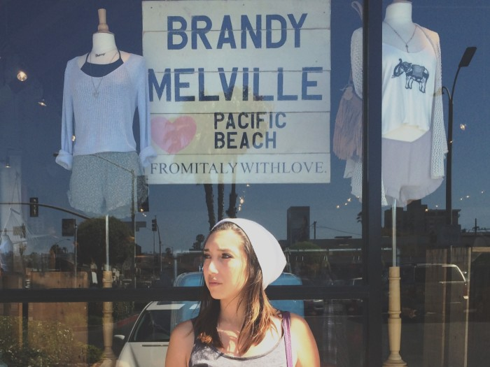 Brandy Meliville California