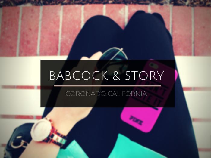 Babcock & story